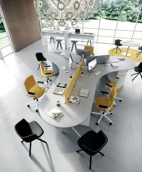 Systèmes de tables de bureau | Systèmes de bureaux | DV805. Check it out on Architonic