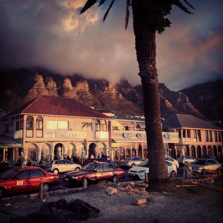 Cafe Caprice in Camps Bay, Western Cape