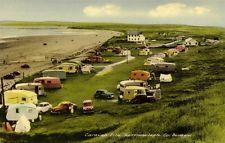 ireland, ROSSNOWLAGH, Co. Donegal, Caravan Site (1960s)