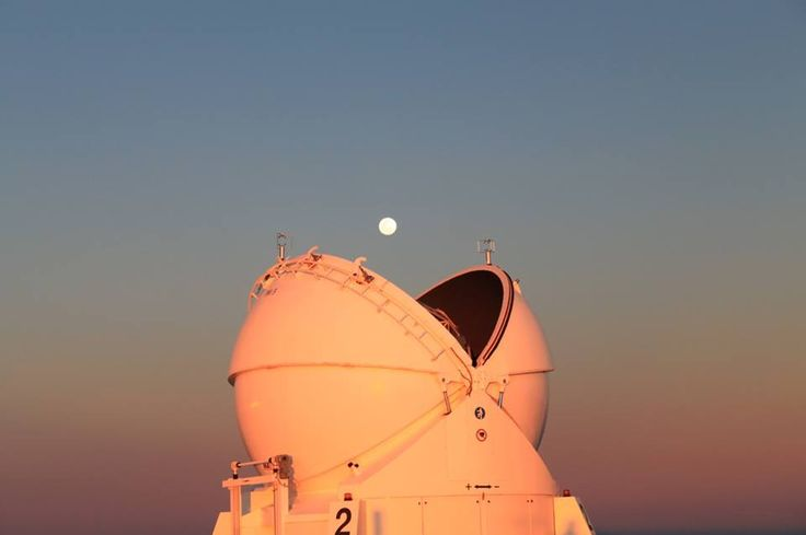 NOM NOM NOM NOM!  This is an auxiliary unit at the Very Large Telescope in Paranal, Chile.) NASA Earth photo