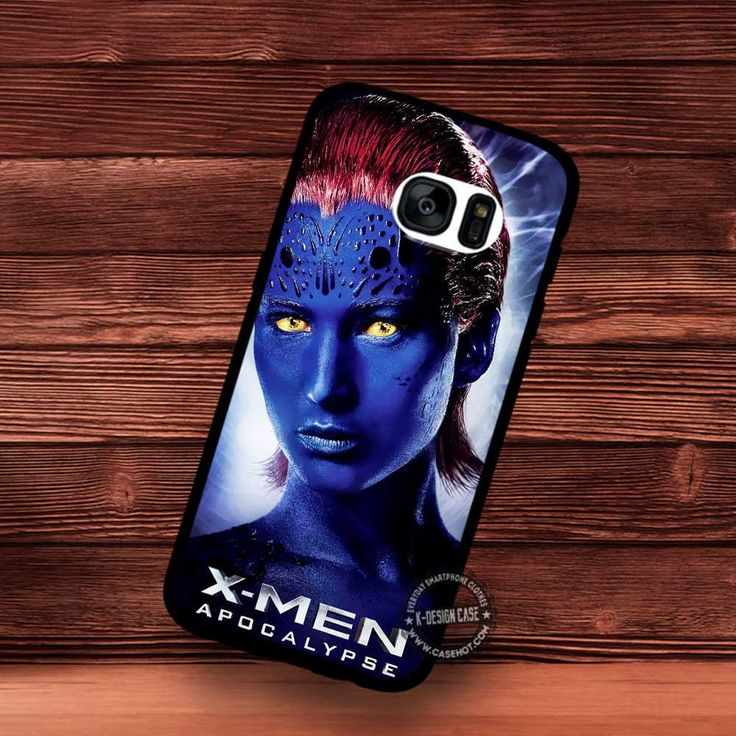 X-Men Apocalypse Movie Poster - Samsung Galaxy S7 S6 S5 Note 7 Cases & Covers