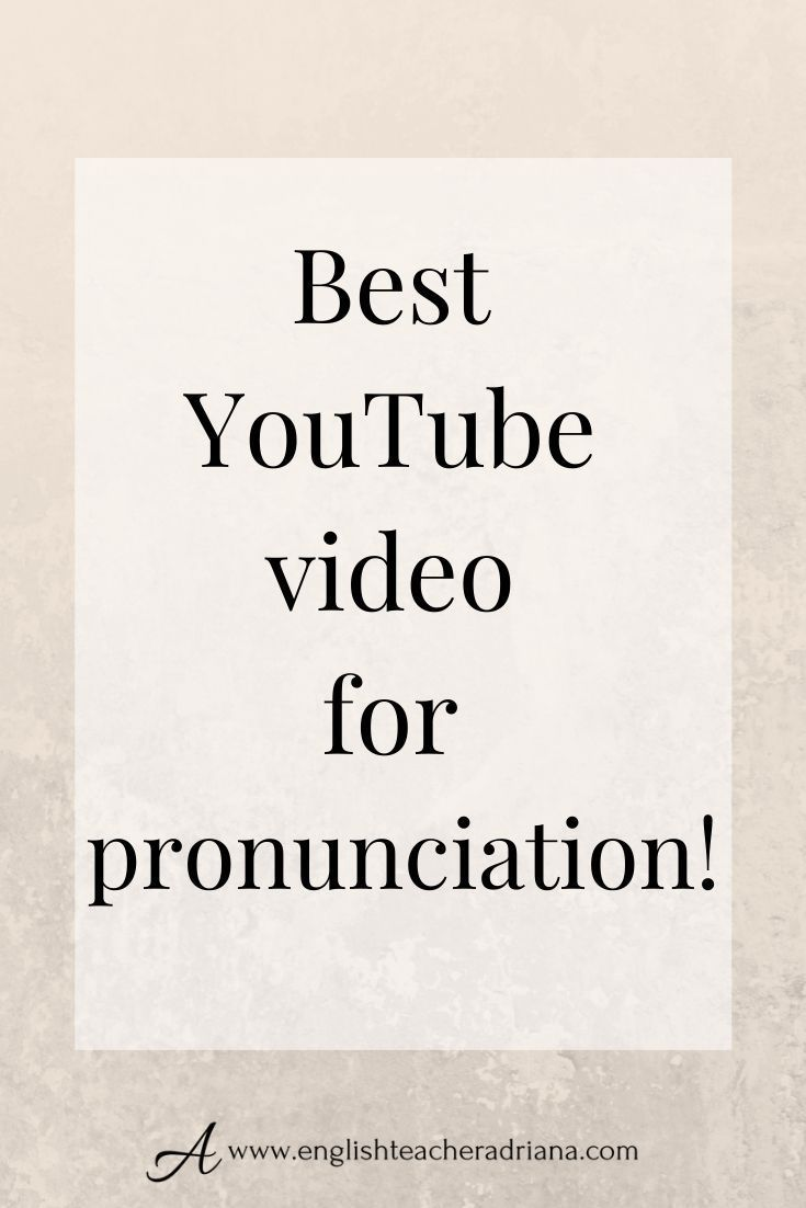 How to pronounce th words in this english pronunciation