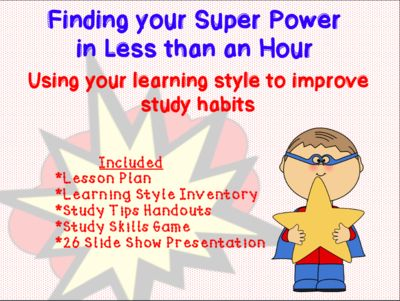 how to study based on your learning style