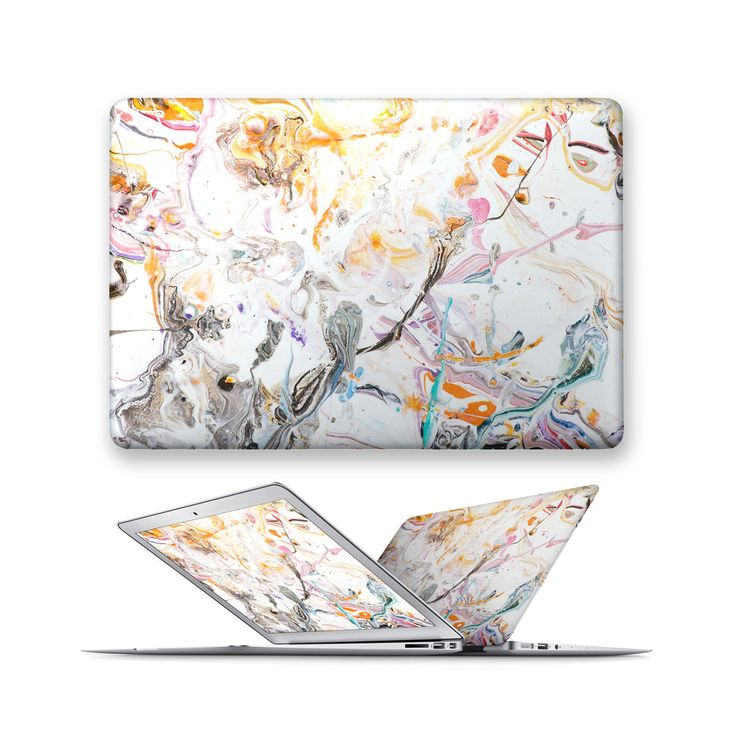 macbook air case cover rubberized front hard cover for apple mac macbook air pro 11 12 13 15 watercolor splash abstract marble white by macbookworld on Etsy https://www.etsy.com/au/listing/458960552/macbook-air-case-cover-rubberized-front