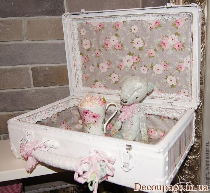 свадебный чемодан декор своими руками: 13 тыс изображений найдено в…
