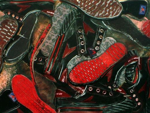 """La manda"", Gabriela Arenas, 2006."