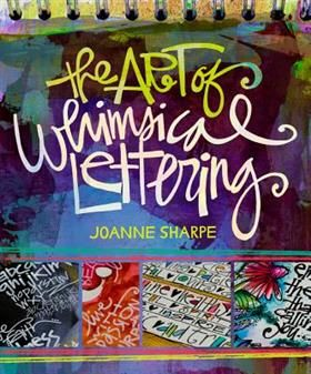 Libris-Boekhandel: The Art of Whimsical Lettering - Joanne Sharpe (Paperback, ISBN: 9781620330746)