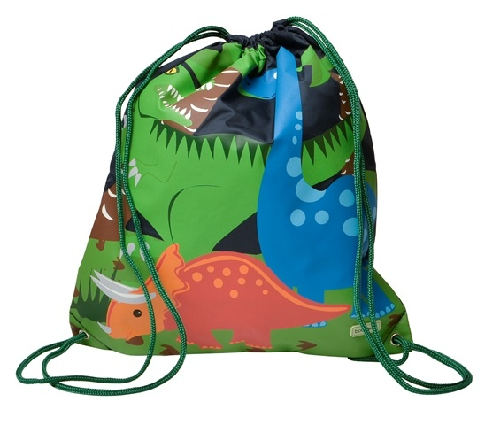 Bobble Art Swimming Bag - Dinosaur, Children's Bags