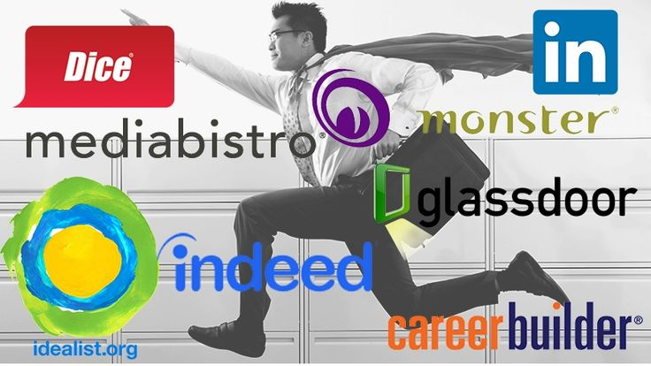 The Best Job Search Websites & Apps | #jobsearch #career | Pinned by http://CareersInspired.com