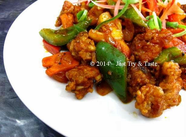 Just Try & Taste: Ayam Kuluyuk a la Just Try & Taste