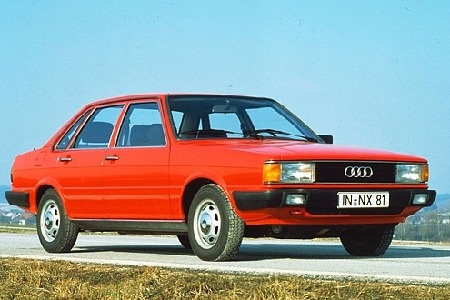 Audi 5000 My First Car In Champagne Making Childhood