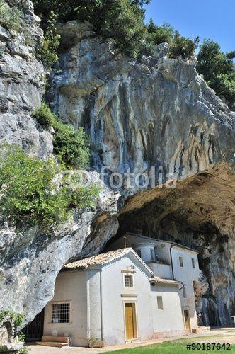 Santuario della Madonna delle Cese - Collepardo - Frosinone - Lazio - Italia