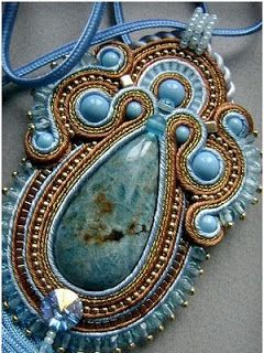 beautiful inspiration soutache jewellery