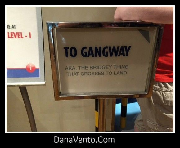 #Gangway, #Carnival, Excursions, Port of Call, #Travel, Vacations, #CruisingCarnival, Dana Vento