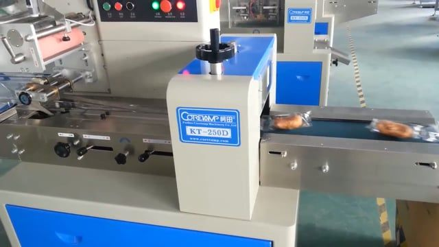 ★ China Top 5 Packaging machine manufacturer ★ ★ Contact us: ketian01@hotmail.com ★ Coretamp Machinery is a factory who has rich experiences in food, drinks , medical and cosmetic  industrials. We have been offering OEM ODM services more than 10 years, and now we have our own brands and designed machines for sale!