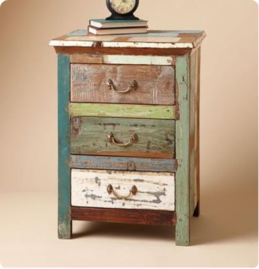paintbox side table