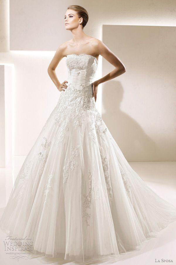 Great La Sposa Wedding Dresses u Glamour Bridal Collection
