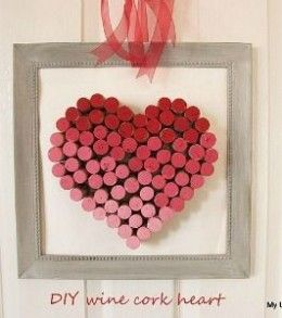 Schön 57 Craft Ideas For Making Valentine Gifts And Decorations