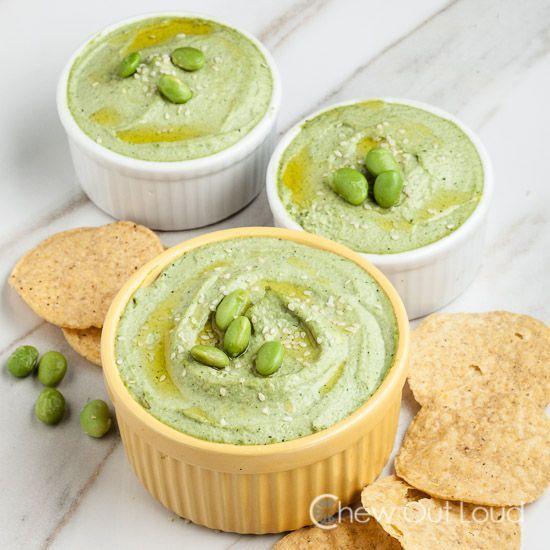 【海外レシピ】パンのお供にも。「枝豆フムス」は低カロリーでおいしい♪ - macaroni