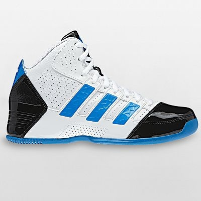 adidas Commander 3 High-Top Basketball Shoes - Boys
