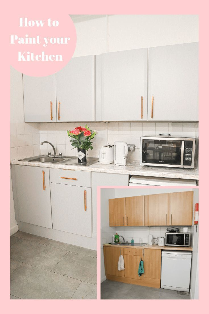 How To Paint Laminate Mdf Kitchen Cabinets I Am As Excited As This Week We Gave O Clean Kitchen Cabinets Kitchen Cabinets Painting Laminate Kitchen Cabinets