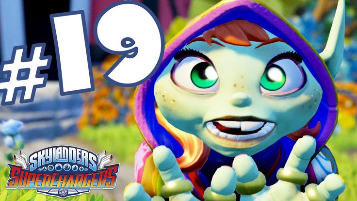Skylanders Superchargers Gameplay ITA Walkthrough #19 - Atterraggio d' E...