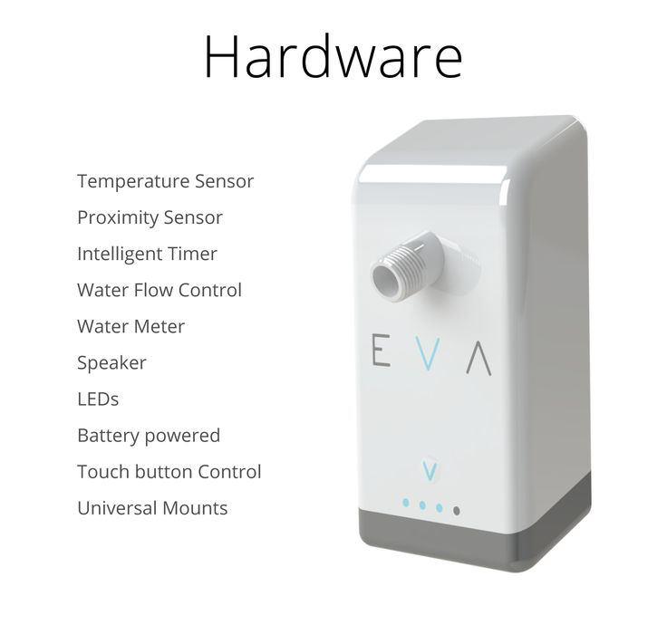 http://igg.me/at/Eva-Smart-Shower/x/3666057 Eva is a smart shower device that saves up to 50% of your water. #smartshower #waterconservation #ecofriendly #savewater #drought #evasmartshower #greenproducts