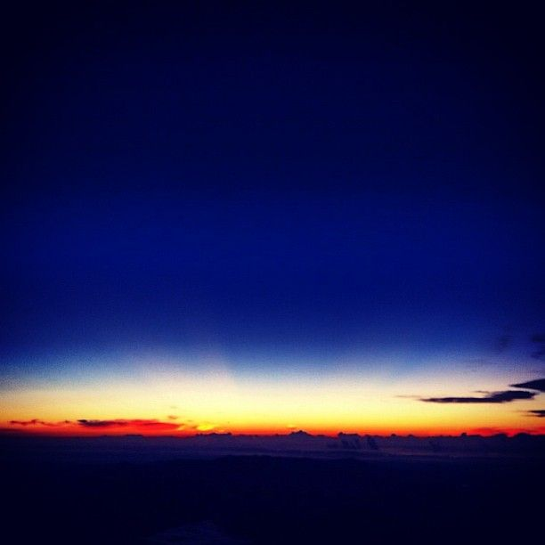 #初日の出 #富士山 #mt.fuji #朝日 #夜空 #japan #世界遺産