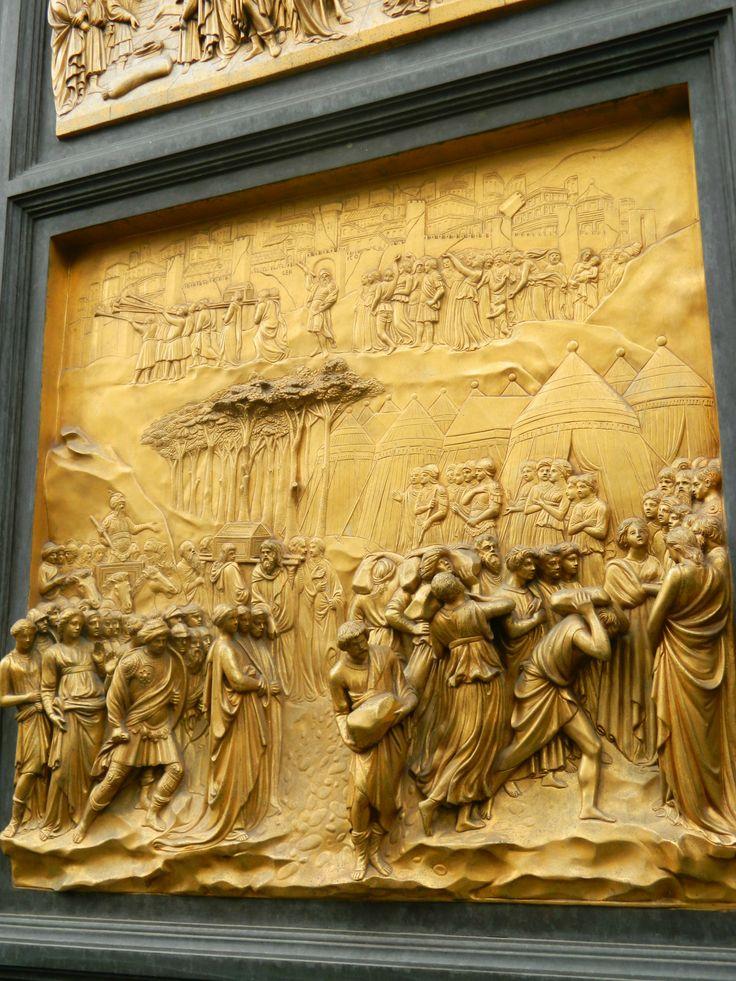 Gates of Paradise by Ghiberti