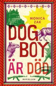Dogboy är död. Novellsamling där man får följa ungdomar med gripande öden från olika delar av världen. Rotlöshet och ensamhet men också glädje och styrka om hur det är att vara ung i en orättvis värld.