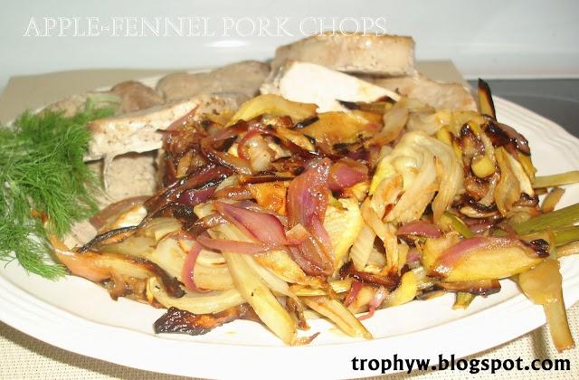 Apple and Fennel Roasted Pork TenderloinDelight Dinner, Roasted Pork Tenderloins, Fennel Roasted, Dinner Recipe