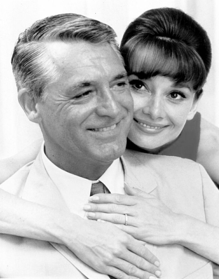 Cary grant audrey hepburn audrey hepburn pinterest for Cary grant first movie