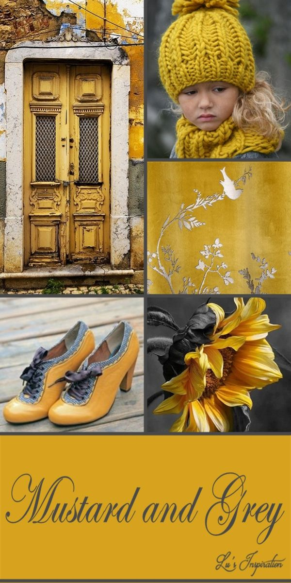 "Hello Ladies. Thank you for the great board today. Next up we will pin this color board of "" MUSTARD AND YELLOW "". Please {LIMIT LIGHT YELLOW}. Thank you and Happy Pinning. ❤"