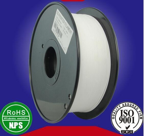 3D printer supplies PA nylon material 1.75/3.00mm3d printing nylon plastic wire factory direct sales net 1kg