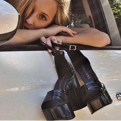 Repost from @cilekcerro  F E L I C I T A S   Black🖤  Encontralos en @cilekcerro .    #tomascaneexplota 😎  .  .  #tomascane #primavera #verano #zapatos #shoes #bienvenidaprimavera #moda #sandals #ootd #picoftheday #love #ss #fashion #fashionweek #picoftheday #instafashion #finde #diadelamadre #mom #outfit #fashion #moda