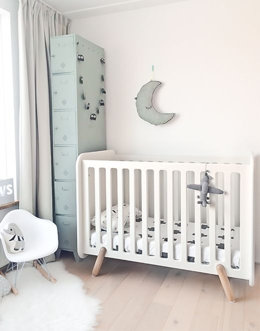 Simply Beautiful Neutral Nursery Littledreambird Baby Boy Roomsbaby