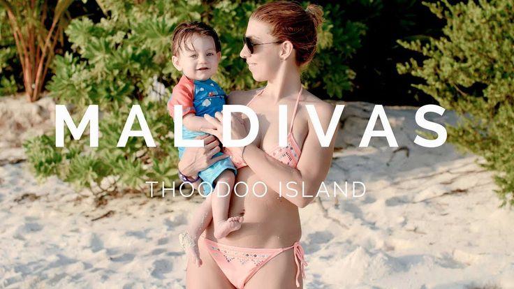 TRAVEL VLOG: MALDIVAS, ISLA THODDOO
