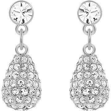 Swarovski oorbellen Heloise 1075333. Zilverkleurige, elegante oorbellen met swarovski kristallen. Prachtig om te dragen bij elke outfit en bij een mooie bruiloft.  De Swarovski sieradencollectie bestaat uit zeer modieuze sieraden, allen voorzien van sprankelende kristallen. Ze zijn geschikt voor vele gelegenheden en outfits, sportief, klassiek, stijlvol en met een luxe uitstraling