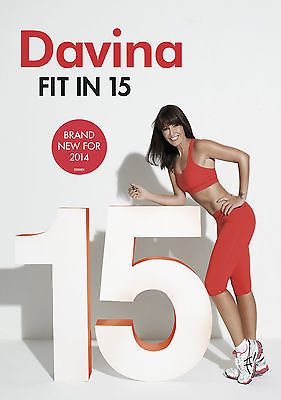 Davina Fit DVDs McCall BRAND NEW UK SELLER Home Workout Exercise Fitness Toning - https://www.trolleytrends.com/?p=608323