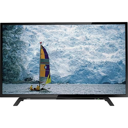 [SUBMOB]Tv Led 40 Polegadas Semp Toshiba 40l1500 Full Hd 2 Hdmi 1 Usb 60hz - R$1.299,99