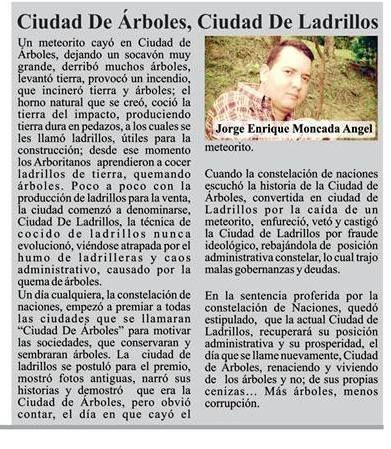 Vía Moda Política : Ciudad De Árboles, Ciudad De Ladrillos http://jorgemoncadaangel.blogspot.com/2015/01/ciudad-de-arboles-ciudad-de-ladrillos_30.html?spref=tw