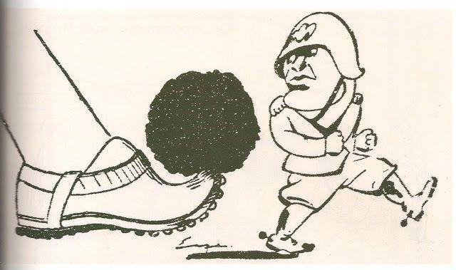 e-αίθουσα: Γελοιογραφίες του '40