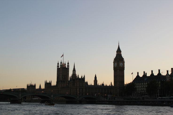 London in the Autumn
