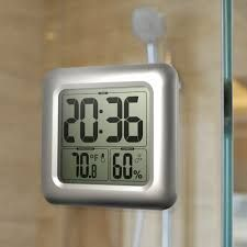 Best Waterproof Bathroom Wall Clocks by Baldr. We have Massive range of waterproof bathroom wall clocks at affordable prices. Check our website for more information!