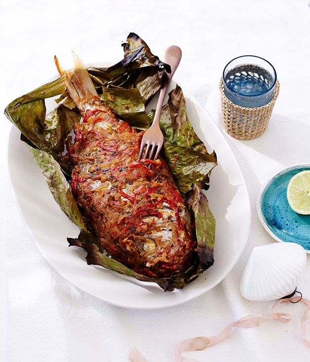 Paul Carmichael's Caribbean recipes : : Australian Gourmet Traveller