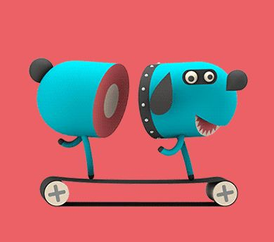 Anima Boutique   Work   Animatricks, 3D artist Olli Kilpi