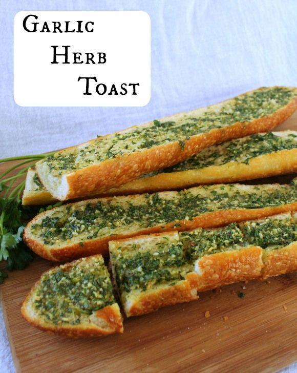 ... garlic dijon herb salmon crunchy garlic and herb bread sticks recipes