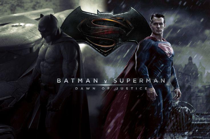 BATMAN VS SUPERMAN | by LeStudio1- 2016 https://www.flickr.com/photos/lestudio1/26115958936/in/photostream/
