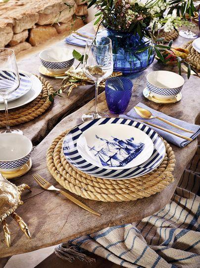 Soldes été 2015 : l'art de la table Zara Home soldé entre - 30% et -50% - Soldes d'été : 50 meubles et objets déco jusqu'à -70% - CôtéMaison.fr