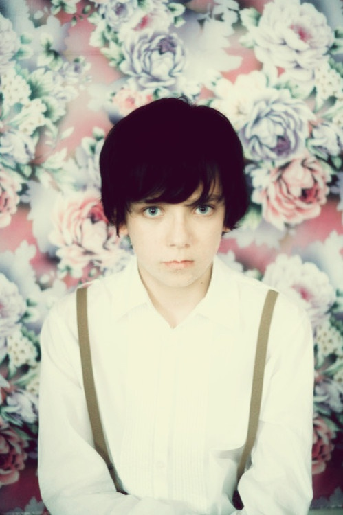 Asa Butterfield.  I LOVE THIS CHILDDDD  !^@%^&%&*@